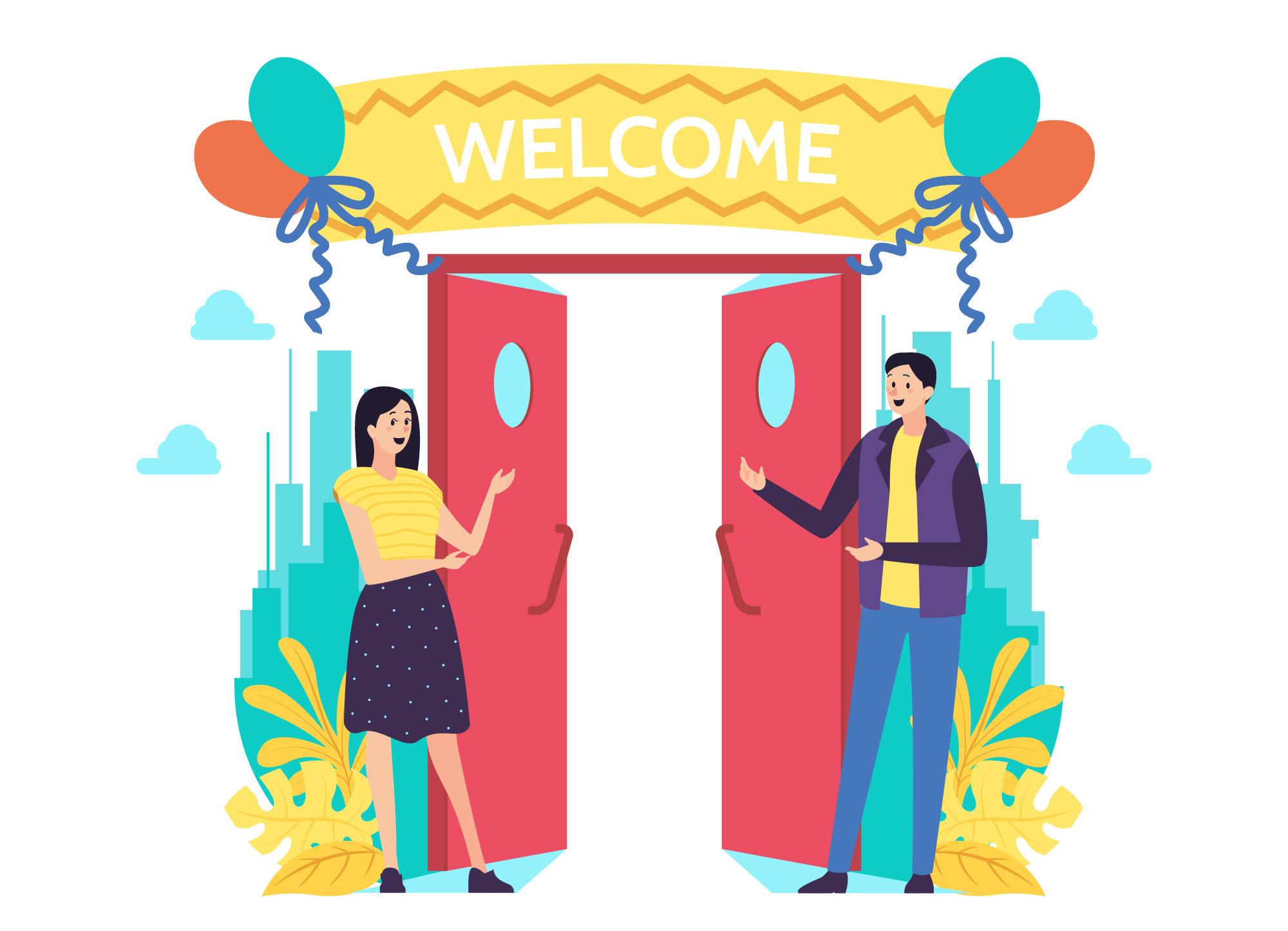 nordicway byder kunder fra WebDomain, Cliche og Team Internet velkommen